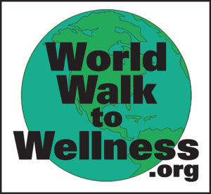 World Walk to Wellness Logo